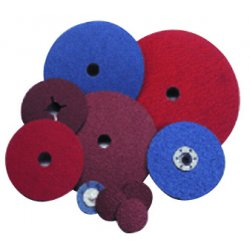 Norton - 66261138456 - Norton Abrasives 66261138456 BlueFire F826P Fiber Disc;...