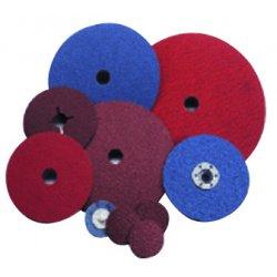 Norton - 66261138562 - Norton Abrasives 66261138562 BlueFire F826P Fiber Disc;...