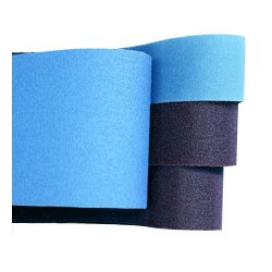 "Norton - 78072727231 - Norton BlueFire R821P NorZon Plus 2 1/2"" X 60"" 80 Grit Medium Grade Y-Weight Alumina Zirconia Closed Coat Narrow Sanding Belt"