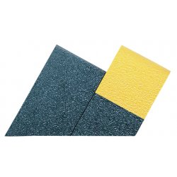 Notrax - 415S0034BY - Antifatigue Mat, Vinyl, 4 ft. x 3 ft., 1 EA
