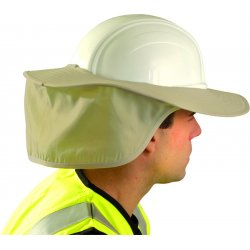 Occunomix - 899-KHK - Stow Away Hard Hat Shade- Khaki