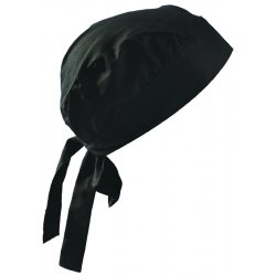 Occunomix - TN5-06 - Cooling Hat, Cotton, Black, Universal