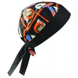 Occunomix - TN5-MOT - Tuff Nougies Reg Tie Hat: Mot
