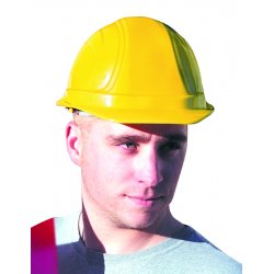 Occunomix - V100-00 - Vulcan Hard Hat/regular:white