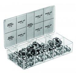 Plews / Edelman - 11-953 - Large Assortment- 50 Fitting Per Box