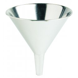 Plews / Edelman - 75-011 - 32-oz. Steel Utility Funnel