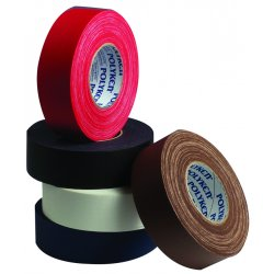 Polyken - 631208 - Premium Vinyl Coated Gaffers Tapes (Each (60yd))
