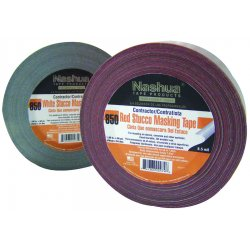 Nashua Tape - 1087352 - 850uv Wht 48mmx55m Stucco