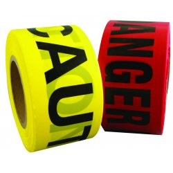 Berry Plastics - 700023P - Barrier Safety Tapes (Each (1, 000Feet))