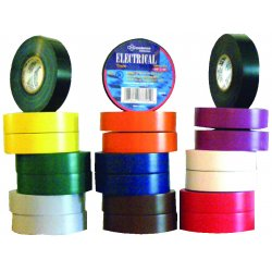 Berry Plastics - 1088276 - 777-1 3/4 X 60' Black Electrical Tape