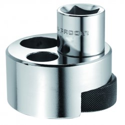 Facom - FA-286A - Stud Extractor, Knurled, 1/2 In Drive