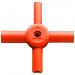 Facom - FM-71.1AVSE - 4-way Wrench 6x8 10x12se 1000v
