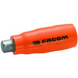 Facom - FM-ST.17AVSE - Insulated Socket Bit, 1/2 in. Dr, 17mm Hex