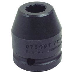Proto - 07512T - Skt Imp 3/4 Dr 3/4 12 Pt