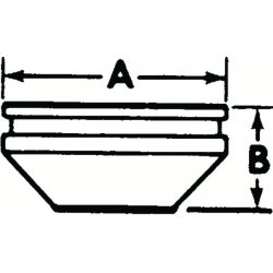 Proto - 4250N - Puller Nut Adj Reversibl