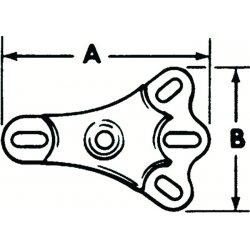 Proto - 4277B - Puller Rear Axle Flange