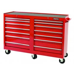 """Proto - 445442-14RD - 54"""" Workstation 14 Drawers"""