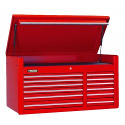 Proto - 455027-12RD - Red 12 Drawer Chest 50x27""