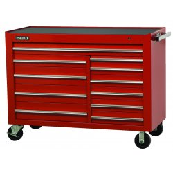 "Proto - 455743-11RD - 57"" Workstation 11 Drwsred"