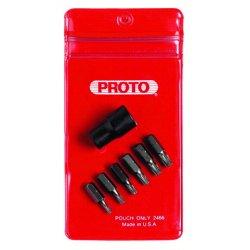 Proto - 4739P - Set Bit Torx 3/8 Dr 7 Pc