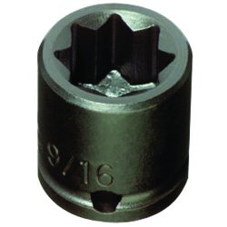 Proto - 7208S - Skt Imp 3/8 Dr 1/4 8 Pt