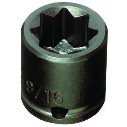 Proto - 7210S - Skt Imp 3/8 Dr 5/16 8 Ptedp#33038