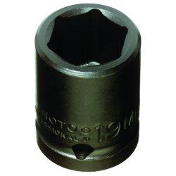 Proto - 7412M - Skt Imp 1/2 Dr 12mm 6 Pt