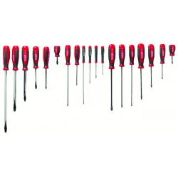Proto - 88819 - 19 Pc Combination Screwdriver Sets (Pack of 1)