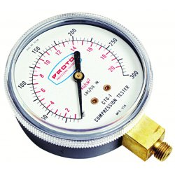 Proto - CT21 - Compression Gauge-PSI and Metrics (Each)