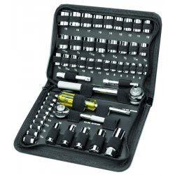Blackhawk / Stanley - 9750 - 50 Piece Standard and Metric Socket Sets (Pack of 2)