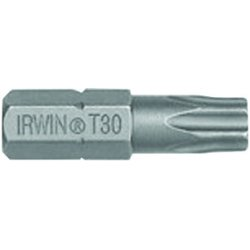 IRWIN Industrial Tool - 3514972C - T20 and T25 Insert Bit (92324 92327) 1in OAL 2 P, EA