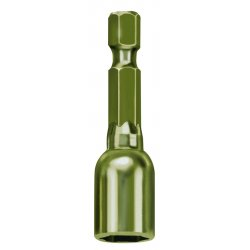 IRWIN Industrial Tool - 3547123B - 1/4in Mag. Nutsetter 1-7/8in OAL 3/PK
