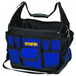 "IRWIN Industrial Tool - 420002 - IRWIN Carrying Case for Tools - Blue - Handle, Shoulder Strap - 13"" Height x 14"" Width"