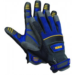 IRWIN Industrial Tool - 432005 - General Construction Gloves (Pack of 2)