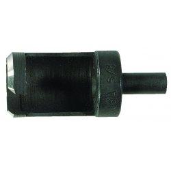 IRWIN Industrial Tool - 43908 - 1/2 Inch Plug Cutter, Ea