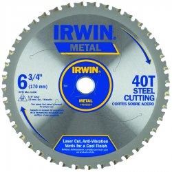 "IRWIN Industrial Tool - 4935556 - 7 1/4"" 48t Mc - Ferroussteel Bulk"