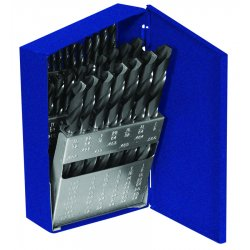 IRWIN Industrial Tool - 60138 - Twist Drill Bit Set, 29-pc, 1/16 to 1/2In