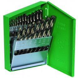 IRWIN Industrial Tool - 63137ZR - 15pc Drill Set Cobaltmetal Index
