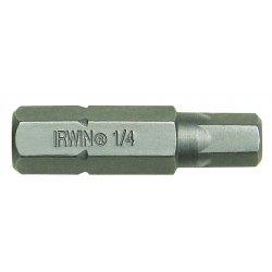 IRWIN Industrial Tool - 92451 - 1/4in Socket Head Insertbit X 1- 1/4