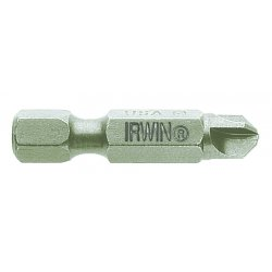 IRWIN Industrial Tool - 93432 - 2 Torq-set Power Bit X1-1/4