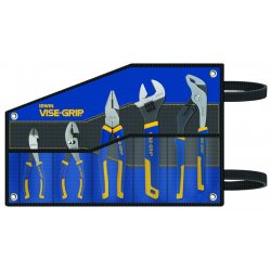 IRWIN Industrial Tool - 2078708 - 5 piece Pro-Pliers Kit Bag 6 In. Slip Joint