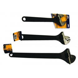 IRWIN Industrial Tool - 2078721 - 3pc Adjustable Wrench Kit