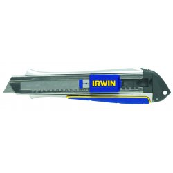 IRWIN Industrial Tool - 2086200 - Knife Utility Snap Track Irwin Industrial Tools Pro Touch 9Mm, EA