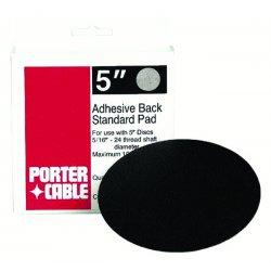 Porter Cable - 16000 - Porter-Cable 16000 6 In Standard Pad for 7336 and 97366 Random Orbit Sander
