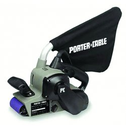 Porter Cable - 352VS - 3-Inch x 21-Inch Variable Speed 8-Amp Sander with Dust Collection System