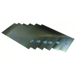 Precision Brand - 22590 - Stainless Steel Shim Stock Sheet, 302 Grade, 0.0250 Thickness, 0.0015 Thickness Tolerance