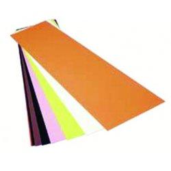 Precision Brand - 44350 - .0125 Black 20x20 Color Coded Shim