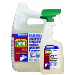 Procter & Gamble - 02287 - Comet Cleaner W/bleach 32oz Btl W/foil Seal