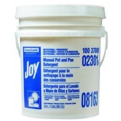 Procter & Gamble - 02301 - Joy Lemon Scent 5 Gal Pail Man. Pot/pan Detrgnt