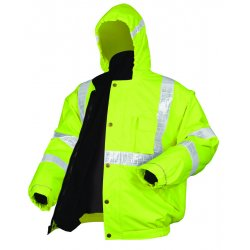 River City - BPCL3LX4 - Bomber Plus Jkt W/ Zip-in Fleece Liner- Detach